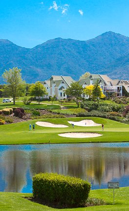 Fancourt Residential Estate - own a property in one of South Africa's leading golf estates